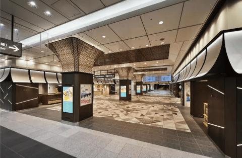 乃村工藝社、東海道新幹線700系車体アルミニウムを建材化 アップサイクルして商業空間の装飾に活用