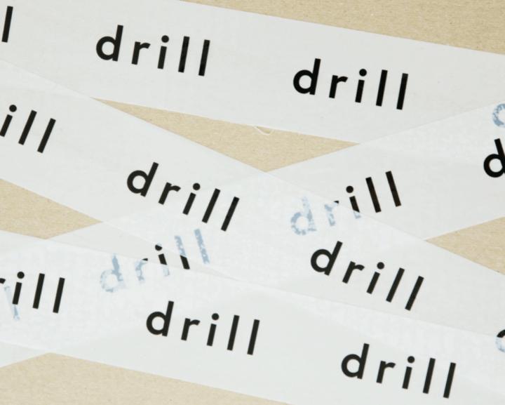 岡山と東京を拠点にするデザインファームnottuo、 プロジェクト drillの新作を「DESIGNART TOKYO 2020」に…