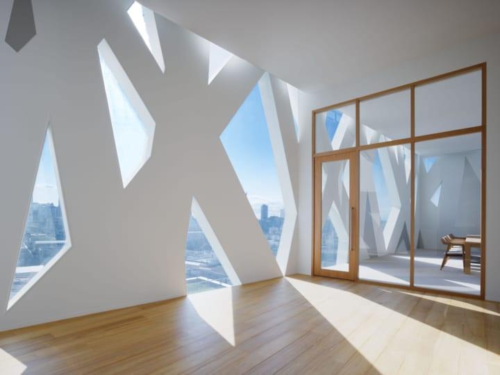 ケリング、日本新本社を表参道にオープン モダンで柔らかな空間を演出