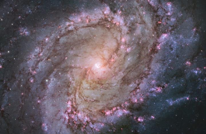 宇宙の美しさと謎に迫る 写真展「138億光年 宇宙の旅」