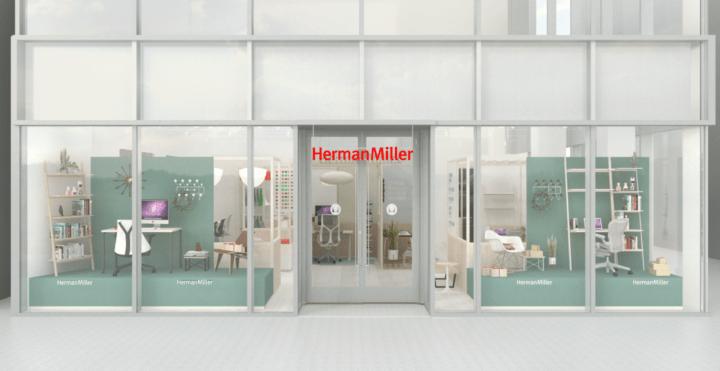 ハーマンミラーがホームオフィス専門ストア 「ハーマンミラーストア青山」をオープン
