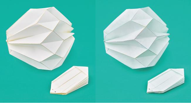 ハレの日にふさわしい 和紙製「折り紙マスク」