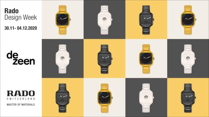 オンラインイベント「ラドー・デザインウィーク」開催 日本のデザイナーデュオ「YOY」らが登場