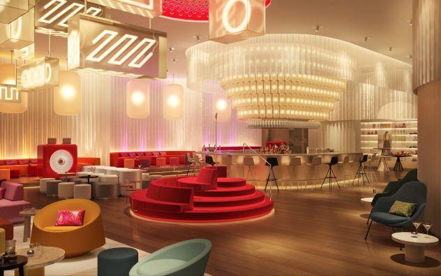 安藤忠雄デザイン監修のラグジュアリー・ライフスタイル ホテル「W Osaka」が2021年3月に開業