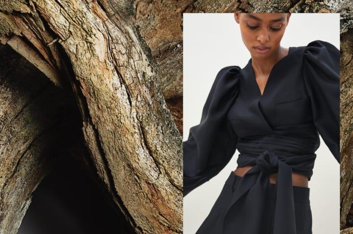 H&M、廃棄物から製作した循環型ファッション 「Conscious Exclusive A/W20」コレクションを公開