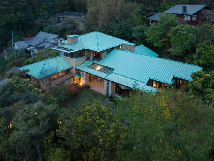 神谷修平/カミヤアーキテクツが改修を手がけた 遠藤新が1928年に設計した「葉山加地邸」