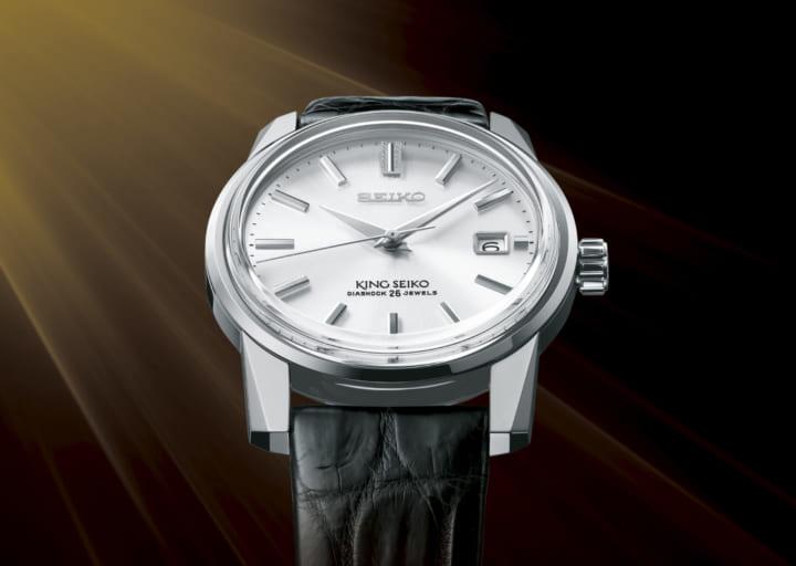 セイコー創業140周年を記念した 「キングセイコー」デザイン復刻モデルが登場