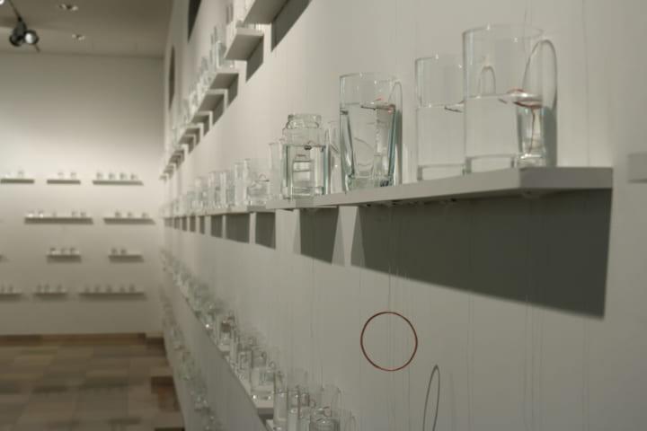 保護中: 富山市ガラス美術館に 自身の感覚や記憶を呼び覚ます「インタラクション:響きあうこころ」展が開催