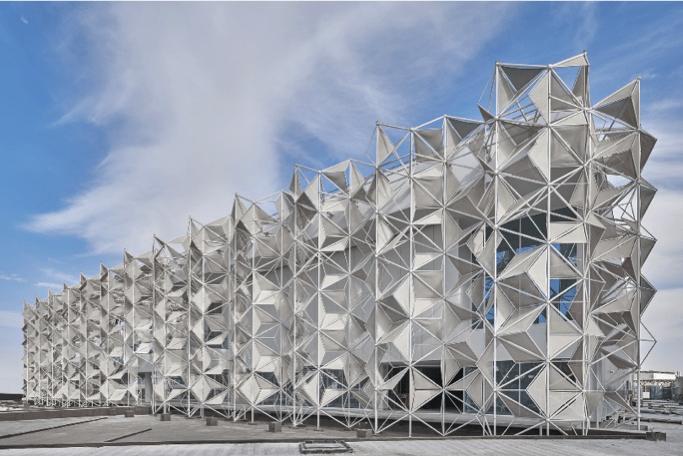 ドバイ万博「ジャパンデー」が決定 建設中の日本館が一部公開
