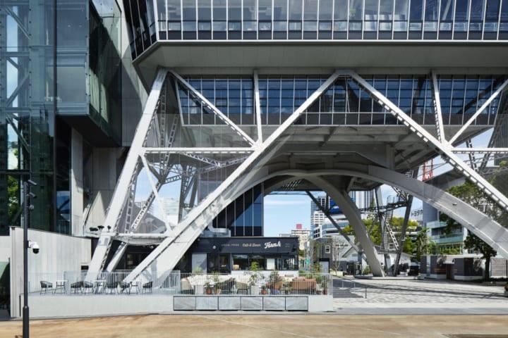 建築スタジオ FHAMSが設計を手がけた 名古屋テレビ塔とコンバージョンするホテル「The Tower Hotel Nagoya」
