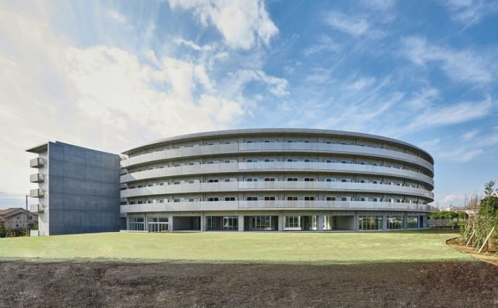 多摩美術大学直営の女子学生寮 「多摩美オリーブ館」が完成