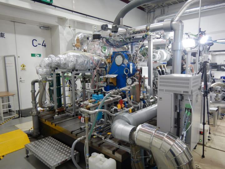 三菱重工、水素100%の安定燃焼を実現する 「水素エンジン」を開発へ