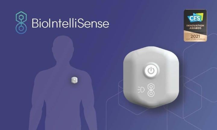 バイタルサインでウイルス感染をモニタリング ウェアラブルデバイス「BioButton™」