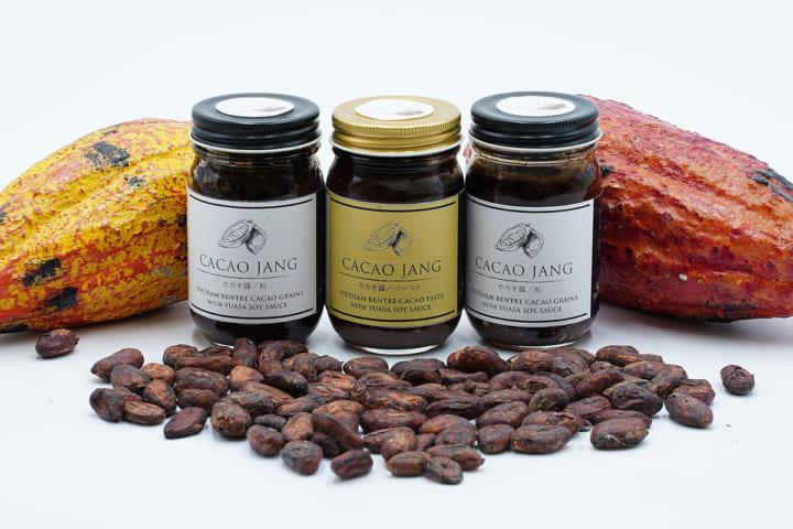 醤油とチョコレートが融合した 斬新な調味料「カカオ醤」