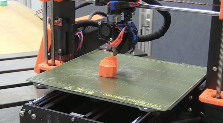 メイカーズに朗報。複雑な形状も3Dプリント可能な、チューリッヒ応用科学大学の新機構ヘッド