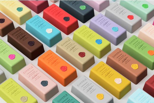 スイーツ専用3Dプリンティングシステム「Topology」から デジタルデザインバターケーキが誕生