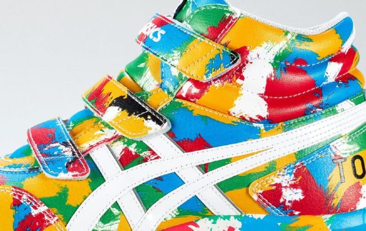 アシックス、オリンピックシンボルカラーを取り入れた 作業用靴「ウィンジョブ TOKYO 2020 OLYMPIC EMBLEM…