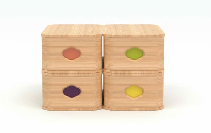 愛知の伝統工芸品「三方」の技術を用いた プロダクトブランド「NUSA」が設立