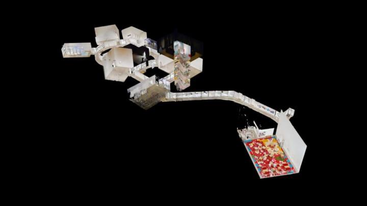 アートローグ、3DVRのバーチャルツアーを提供する プラットフォーム「ARTLOGUE VR」をリリース