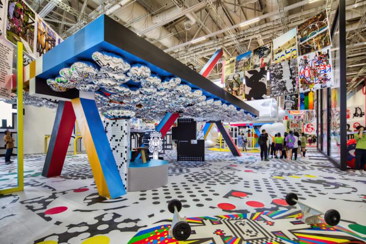 デザインユニットM/M(Paris)が上海で回顧展を開催 現実に作品の世界を作り出す