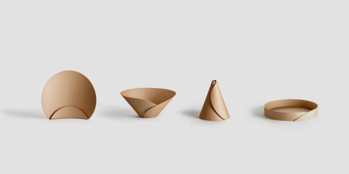 「Wrap it, Roll it」 Boem Studioが提案する3Dプリントインテリア