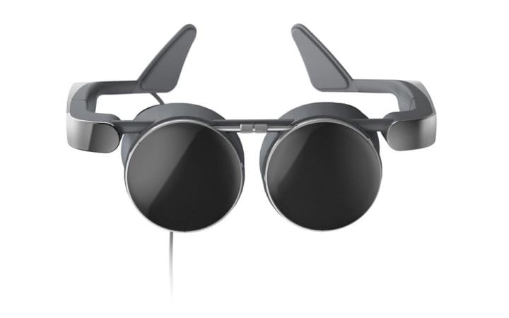 パナソニックが手がけるVRグラス スタイリッシュなデザインを実現