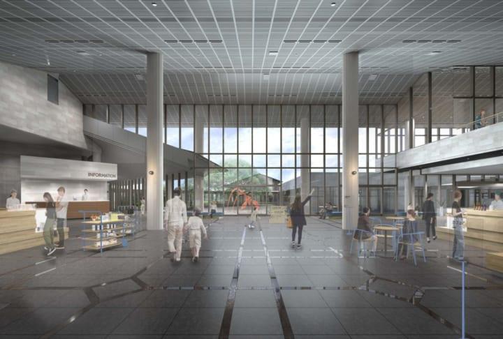 滋賀県立近代美術館がリニューアルオープンへ grafがデザインを手がける