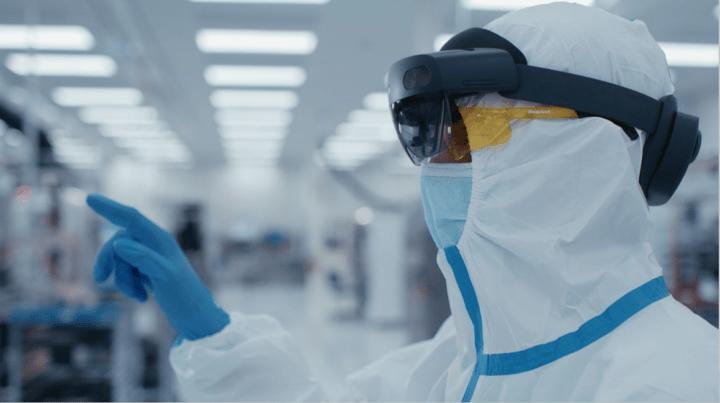 クリーンルーム環境でも使用できる 業向けの「HoloLens 2 Industrial Edition」がリリース