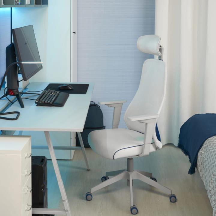 自宅のゲームプレイを快適に IKEAにゲーマーのための家具シリーズが登場
