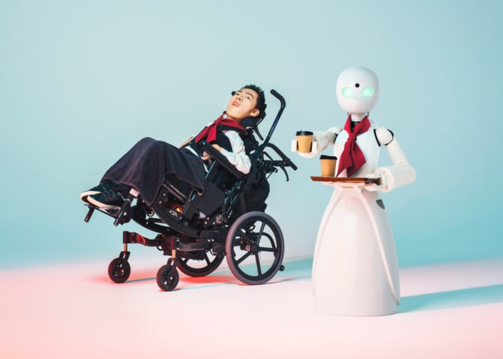 難病などで外出困難な人が遠隔操作で接客 「分身ロボットカフェDAWN ver.β」が開業