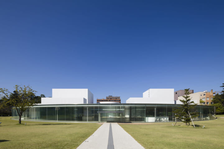 大規模な映像インスタレーションが 「金沢21世紀美術館MUSEUM SELECTION」で開催
