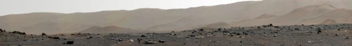 火星に着陸したNASAの探査車 「パーサヴィアランス」が高解像度の画像を公開