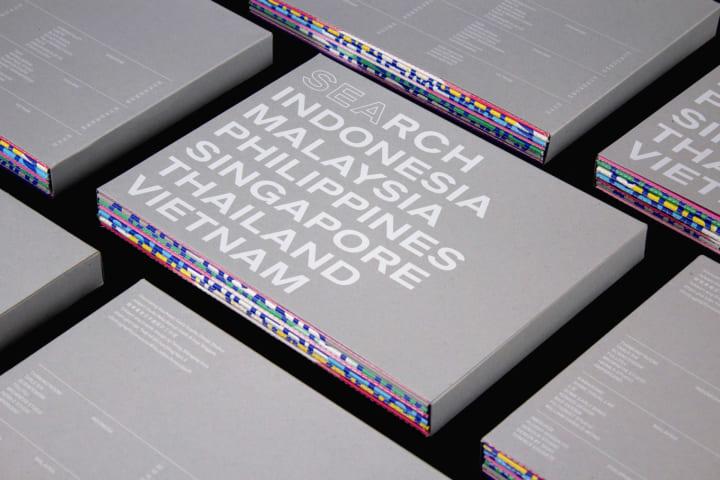 東南アジアのグラフィックデザインの魅力を紹介する フェア「SEARCH BOOK」