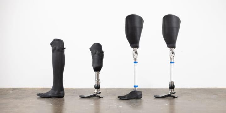 義足のカスタム量産ソリューションを独自開発する インスタリムの日本向け3Dプリント義足製品を公開