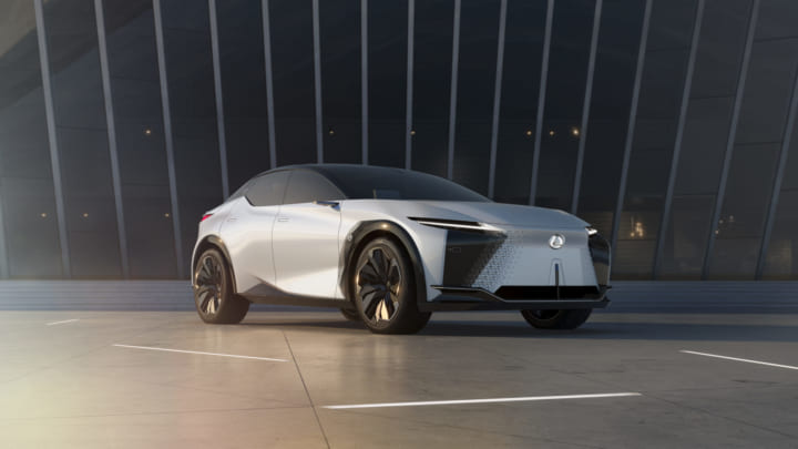 LEXUS、次世代EVコンセプトカー 「LF-Z Electrified」を公開