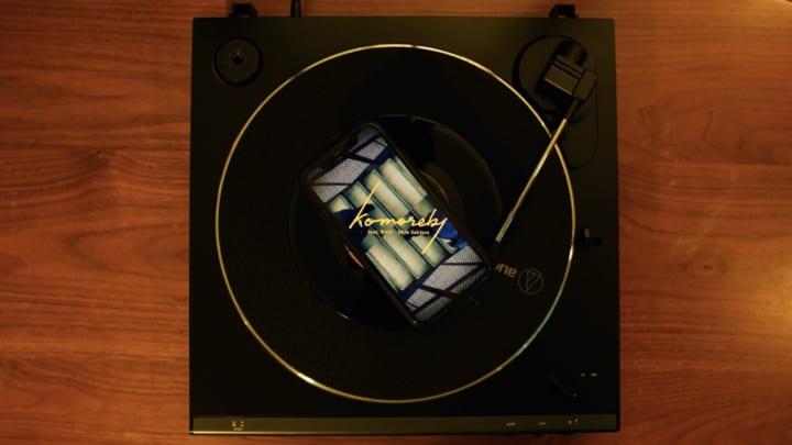 レコードの魅力を再解釈する「RECORD MUSIC VIDEO」 スマホで名盤レコードを映像とともに楽しむ