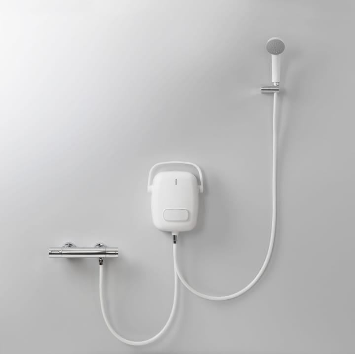 LIXIL、「絹泡」で新たな入浴体験を提供する 泡シャワー「KINUAMI U(絹浴み [結])」を開発