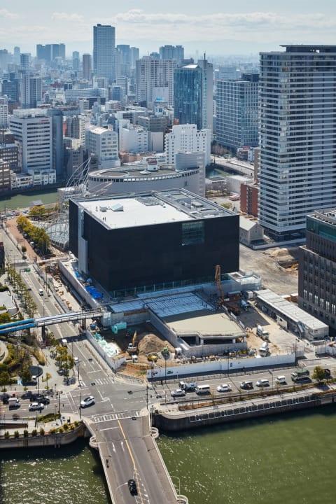 ⼤阪中之島美術館が2022年2⽉2⽇に開館 開館記念展覧会と公演も決定