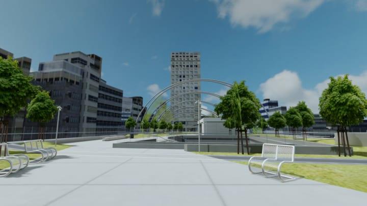 大日本印刷、XRコミュニケーション事業を開始 地域創生につなげるパラレルシティを構築へ