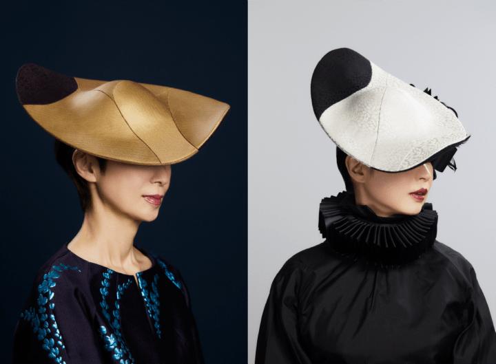 人形のまち岩槻の伝統工芸・木目込みで制作した ヘッドドレスのブランド「IWATSUKI-HAT」