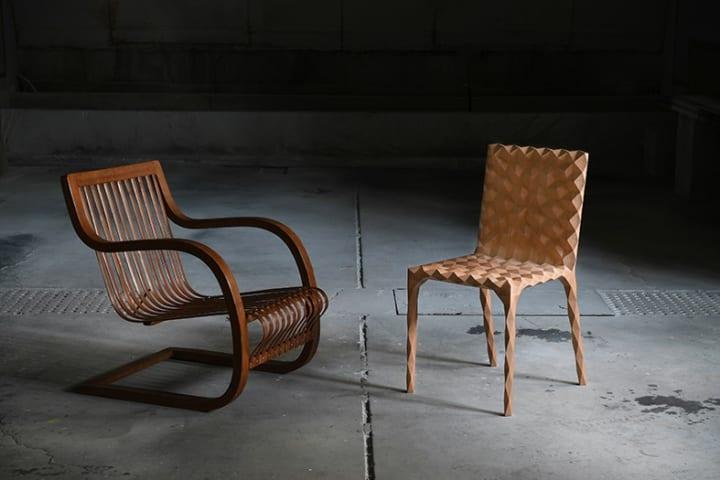 110周年を迎えた木工家具工場の歴史を紐解く 展覧会「三越製作所 受け継がれる匠の技と美意識」