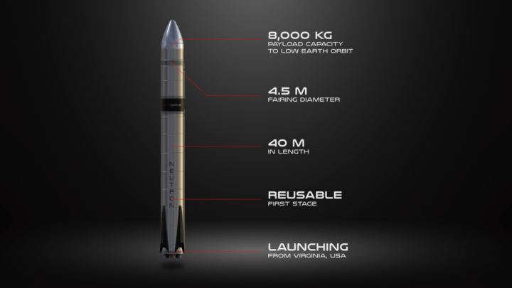アメリカの宇宙開発企業「Rocket Lab」 8トンの積載量を誇る大型ロケットを開発へ