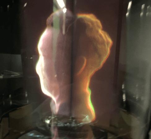 リコー、現実空間に全方位映像を映し出す 投影装置とブランド「WARPE」を発足