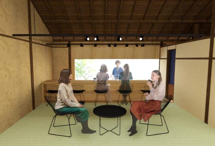 ブルーボトルコーヒー、京都に予約制「The Lounge -Kyoto-」をオープン 京町屋の雰囲気を再現