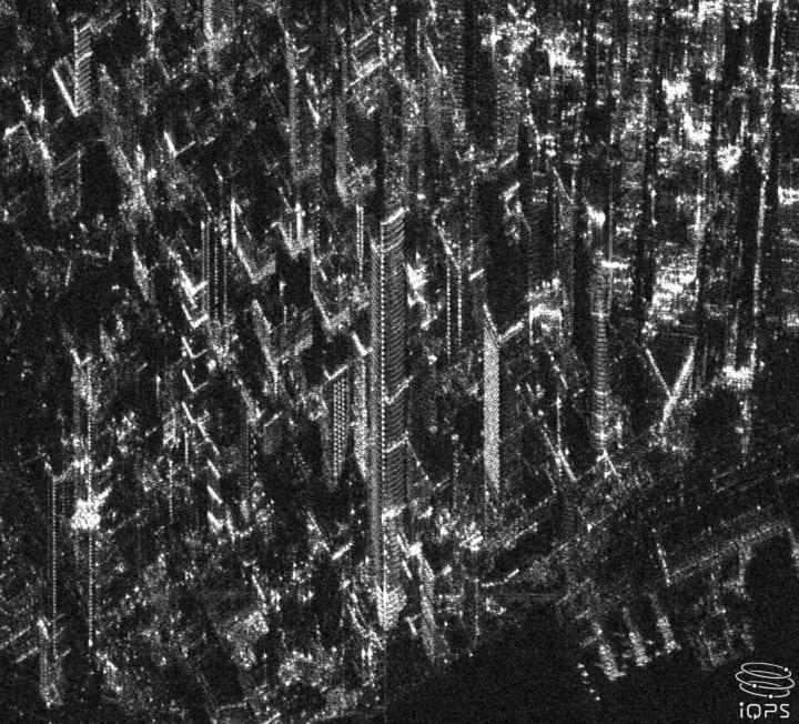 QPS研究所、小型SAR衛星2号機「イザナミ」の ファーストライト画像を公開