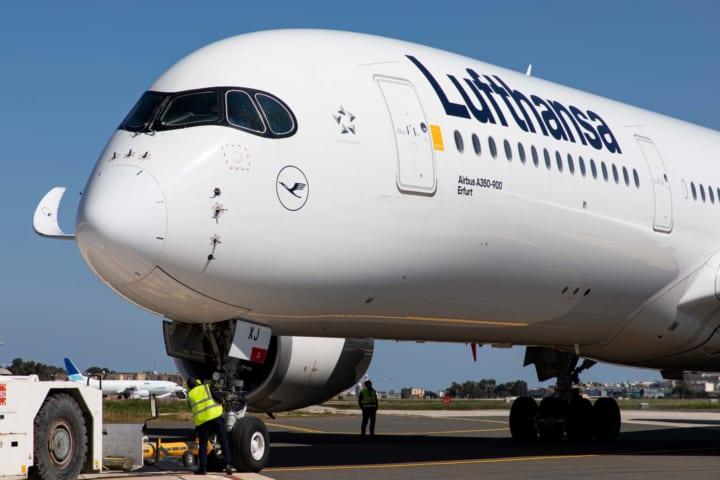 ルフトハンザの旅客機が「空飛ぶラボ」に!? 長距離飛行時に大気調査を実施