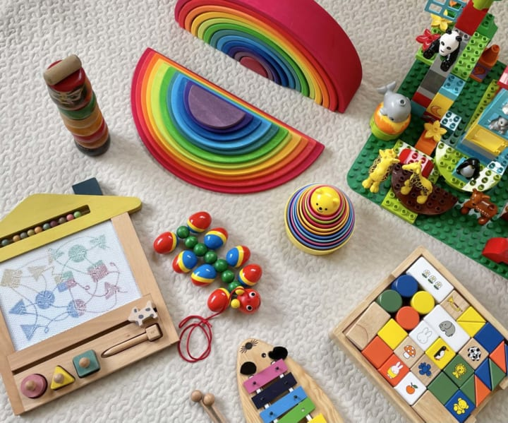 子どもレンズ 色がはぐくむ豊かな感性