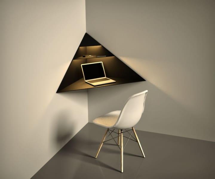 ドイツのデザイナーMichael Hilgersが手がけた コンパクトライフのための家具コレクション