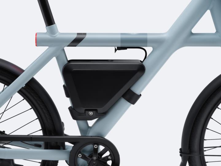 VanMoofが充電式バッテリーを開発 電動自転車で最長100kmの走行が可能に
