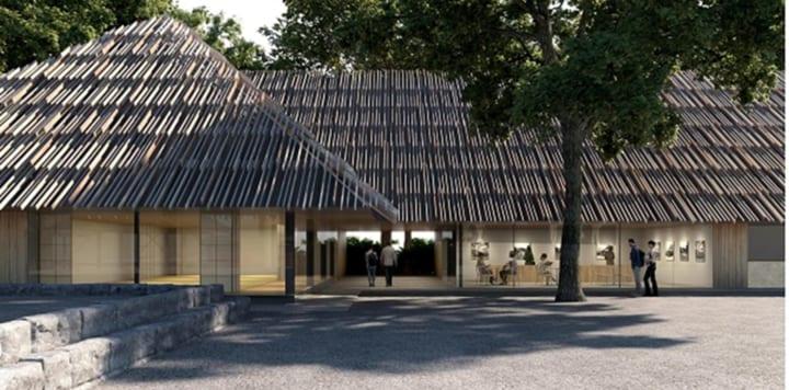 熊本・人吉の国宝「青井阿蘇神社」 隈研吾設計による「国宝記念館」建設プロジェクト